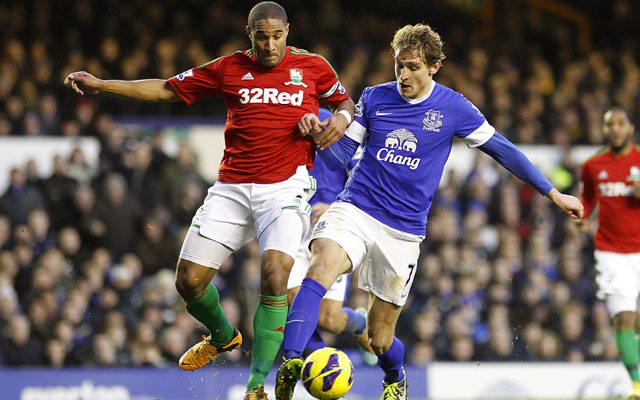 Goalless draw against Swansea keeps Everton at fifth in EPL