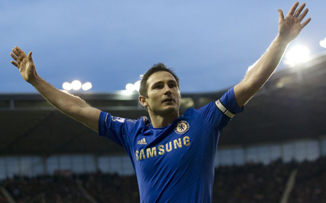 EPL 2012-13: Chelsea rout Stoke City to move to third in standings