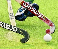 Shiv Sena protests against Pakistani hockey players in Mumbai