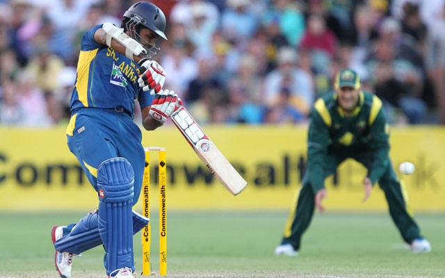 All-round Sri Lanka draw level in Melbourne