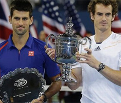 Murray wants to 'wage war' with pal Djokovic in Oz Open