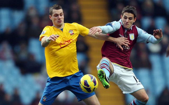 Southampton beat Aston Villa 1-0