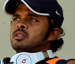 S. Sreesanth not to watch Kochi ODI