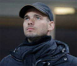 Wesley Sneijder yet to decide Galatasaray move