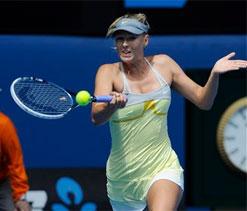 Australian Open 2013: Sharapova demolishes Puchkova in first round