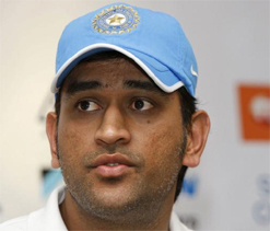 I read the track wrong: Dhoni