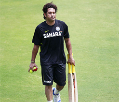 Wary of practice pitch, Sachin prefers knocking ahead of semis