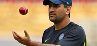 Dhoni concedes India lack firepower of past few years
