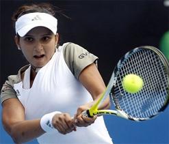 Australian Open: Sania out of women`s doubles
