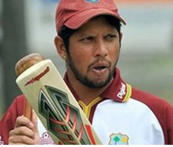 Ramnaresh Sarwan returns for Australia ODIs