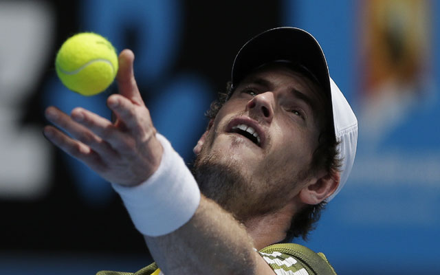 Australian Open 2013: Andy Murray eases through to the third round