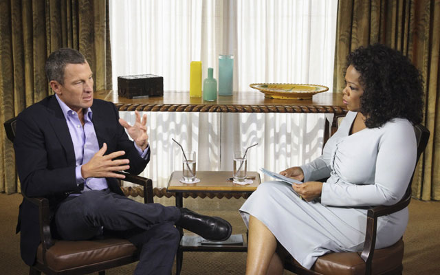 Lance Armstrong did not come clean as expected: Oprah Winfrey