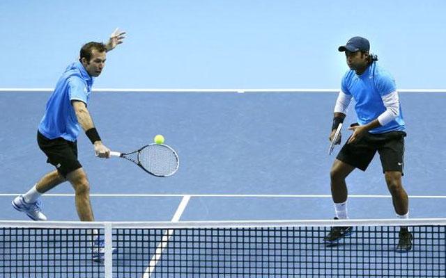 Australian Open 2013: Leander Paes, Radek Stepanek stunned