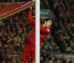 Luis Suarez admits to 'diving' for Liverpool to win games