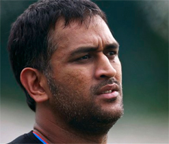 Dhoni`s brother denies getting tickets for 3rd ODI