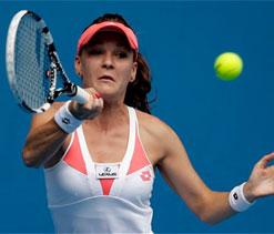 Australian Open 2013: Angieszka Radwanska in fourth round