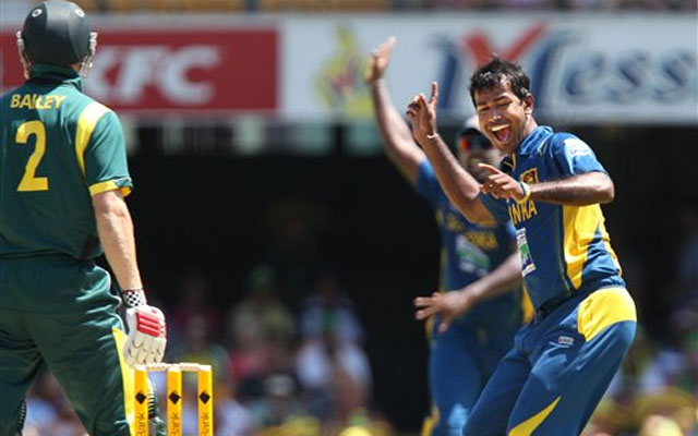 Sri Lanka wobble before sealing win in Brisbane
