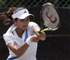 Sania-Bob begin partnership with easy win at Aus Open