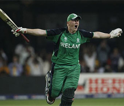 Hope Ireland gain Test status while I`m playing: Niall O`Brien