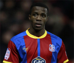 Man United launch £6m bid for Zaha