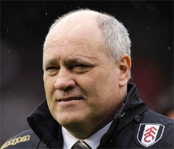 Jol `very happy` with Berbatov contribution to Fulham win