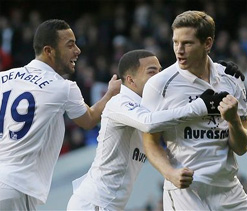 Lennon has been `massive` for Tottenham, beams Villas-Boas
