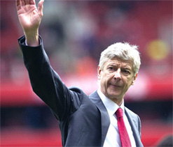 Arsenal were not good enough: Wenger