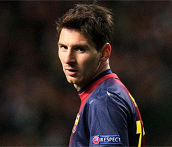 Son changed life more than anything, says Messi