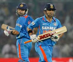 India claim top spot in ICC ODI rankings