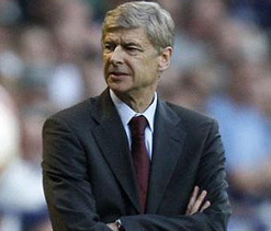 Arsenal boss Wenger to be tempted to PSJ through 30 million pound deal