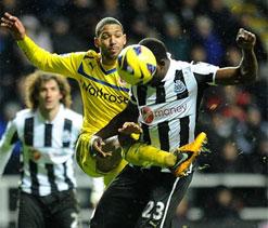 Reading beat Newcastle 2-1