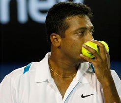 Bhupathi-Nestor out; Sania-Bob in quarters