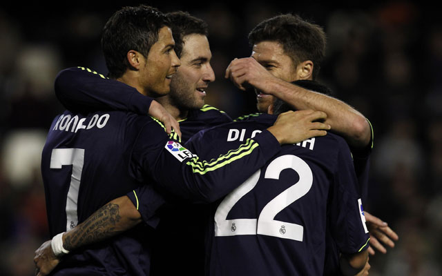 La Liga: Flawless Real Madrid spank lacklustre Valencia