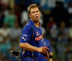 Shane Warne fined for breach of conduct