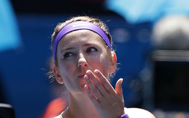 Australian Open: Victoria Azarenka in quarterfinals