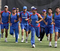 Afghan cricket team in Pakistan for 4-week tour