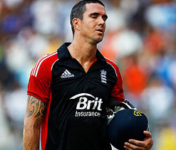 Pietersen main reason behind England's struggle, says Ganguly