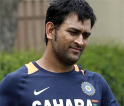 India vs England: MS Dhoni hit on thumb during net session