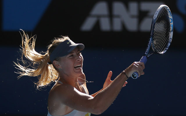 Australian Open 2013: Maria Sharapova marches into semi-final