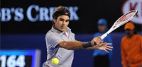 Australian Open: Federer, Serena race through to quarters