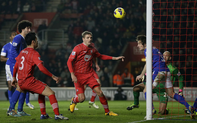 EPL: Southampton and Everton play out a 0-0 draw