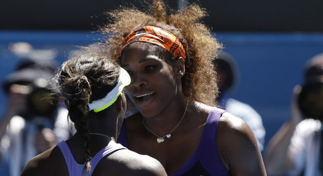 Australian Open 2013: Sloane Stephens stuns Serena Williams in quarterfinals