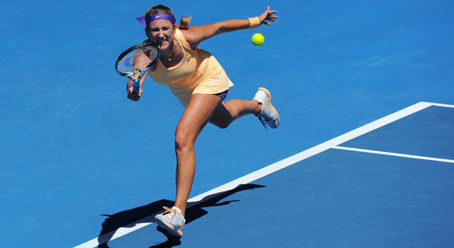 Australian Open 2013: Victoria Azarenka in semi-finals