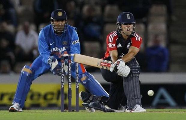India vs England, Mohali ODI: As it happened...