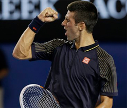 Australian Open 2013: Djokovic beats Ferrer to reach final