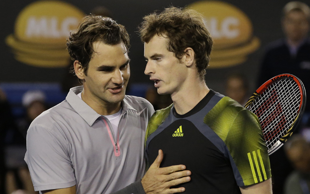 Australian Open, 2nd semi-final: Roger Federer vs Andy Murray - As it happened...