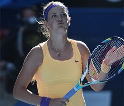 Azarenka denies cheating during Oz Open semifinal win