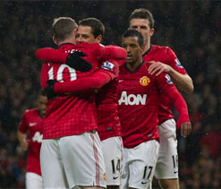 FA Cup: Hernandez strikes twice as Manchester United beat Fulham 4-1