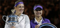 Aus Open, women's singles final: Victoria Azarenka vs Li Na - As it happened