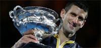 Australian Open 2013, men's singles: Djokovic beats Murray to complete record hat-trick